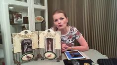 "Наталья Родина_Фоторамка-Ширма ""Дуэт для влюбленных"""