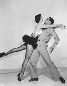 Cyd Charisse and Gene Kelly, 'It's Always Fair Weather' (1955).