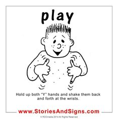 Use these easy ways to teach your baby some simple sign language skills and finally find out what goo-goo gah-gah really means. Baby Sign Language Chart, Sign Language Book, Simple Sign Language, Sign Language Phrases, Sign Language Interpreter, British Sign Language, Sign Language Alphabet, Learn Sign Language, Braille Alphabet