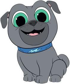 37 mejores imágenes de cumple de Puppy dog pals  572d9a46b54