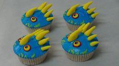 stormfly coconut cupcakes - YouTube