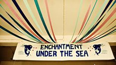 "Surprise ""Enchantment Under the Sea"" 50's prom wedding! Yes please!"