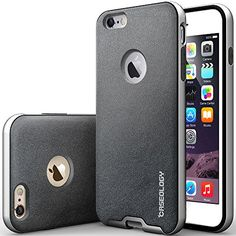 Iphone 6 Plus Case, Caseology® [envoy Series] [charcoal Black] Premium Leather Bumper Cover [leather Bound] Apple http://www.smartphonebug.com/accessories/best-29-apple-iphone-6-plus-cases-and-covers/