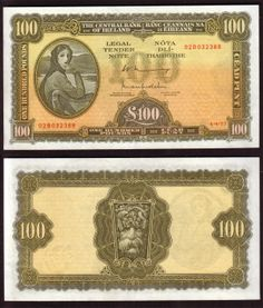 45 Best Irish Banknotes (Series A) Lavery images in 2015   Banknote