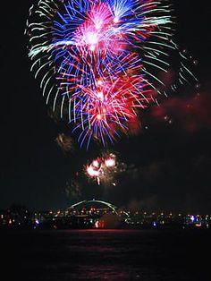 fireworks =)