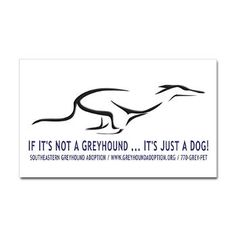 If It's Not a Greyhound...