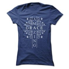 Amazing - grace (christian t shirt) T-Shirts, Hoodies, Sweaters