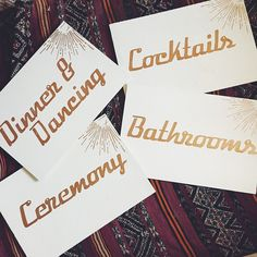 Midcentury Modern Signage for @jesihaackdesign ! Love working with this girl!