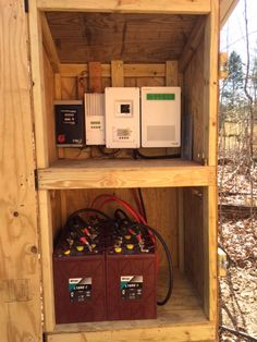 I know many of you have been wanting this post for a while, but it's finally here: my solar panel system for my tiny house. I wanted to get the feel for what it is like to live off the grid …