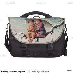 Treetop Children Laptop Bag