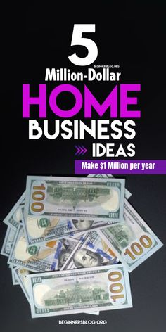 Online Business From Home, Home Based Business, Way To Make Money, Make Money Online, 5 Million Dollars, Legitimate Online Jobs, Planning Applications, Interview Preparation