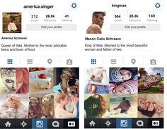 Party Like a Wordstar - bookwormyangel:   America & Maxon's Instagrams I...