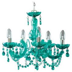Buy inspire 5 light teal chandelier at argos your online buy tesco lighting marie therese teal from our chandeliers range at tesco direct aloadofball Gallery