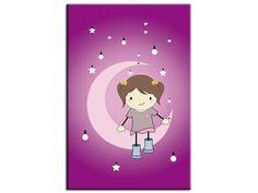 Tableau toile déco chambre d'enfants dans la catégorie Enfants Manga