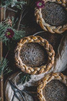 Fleur De Sel & Lavender Sugar Hoosier Cream Pies | TermiNatetor Kitchen