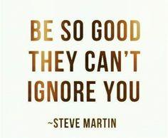 - Steve Martin