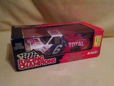 Rick Carelli Truck NASCAR Premier Edition Racing Champions 1:24 Diecast #6 Total #RacingChampions