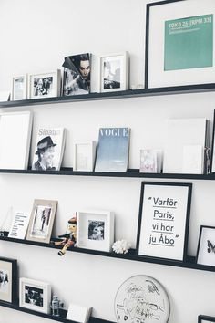 Shelf goals.