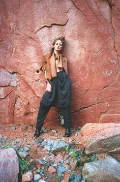 The Goddess Of Arbatax on Fashion Served