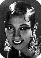 Josephine Baker  Click pic to see bob wig