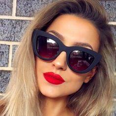 becdc8a72a51e Quay Australia After Hours Womens Sunglasses Black Matte And Smoke NEW  9343963014532