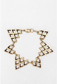 Hex By Lady Grey Zigzag Bracelet