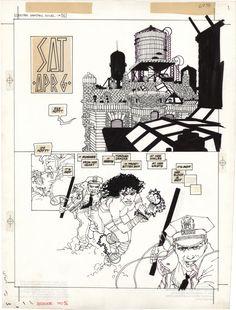 Frank Miller Elektra Lives Again p. 16