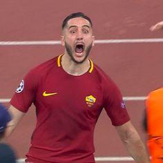 Kostas Manolas 3-0 Roma in Champions League