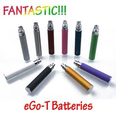 Best EGo T Battery - Cheap High Quality Ego T Battery E Cigarette Battery Online with $3.0/Piece | DHgate
