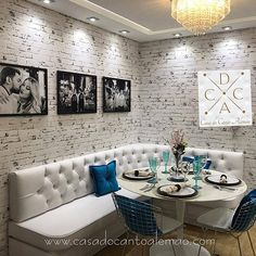 Somos especializados na fabricação de mesas no estilo canto alemão para sala de jantar, sala de estar, restaurantes e lanchonetes com projetos personalizados.
