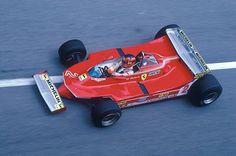 Gilles Villenueve, Ferrari T5, 1980