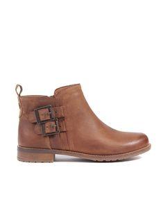 875ccb19f Barbour Women s Sarah Low Buckle Boots - Cognac LFO0212TA52