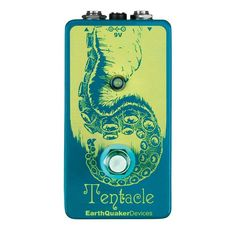 Earthquaker Tentacle Analog Octave Up Pedal