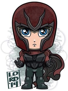 Magneto by Lord Mesa