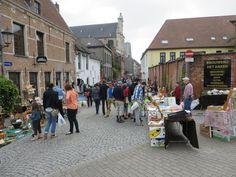 Rommelmarkt Begijnhof Mechelen 2014