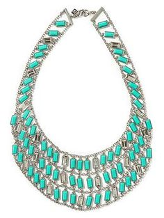 BR Milly Collection Bib Necklace