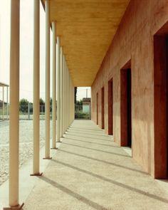 Ampliamento del cimitero di Roncaglia a Ponte San Nicolò - Padova