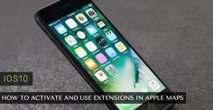 How to Activate and Use Extensions in Apple Maps
