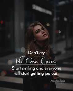 Coz world is full of fake ppl. Crazy Girl Quotes, Attitude Quotes For Girls, Girly Quotes, True Quotes, Mood Quotes, Happy Quotes, Postive Quotes, Life Lesson Quotes, Journey Quotes