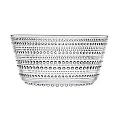 great gift idea!  Iittala Kastehelmi 2-Quart Bowl | Bloomingdale's