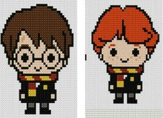 Cross Stitch Harry Potter, Harry Potter Crochet, Pixel Art, Harry Potter Perler Beads, Lego For Kids, Brick Stitch, Plastic Canvas Patterns, Gumball, Secret Santa