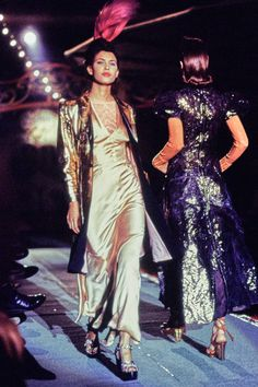 Jean Paul Gaultier Spring 1995 Ready-to-Wear Collection Photos - Vogue