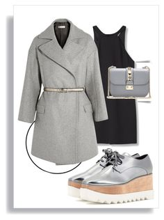 """Untitled #174"" by raquel99c ❤ liked on Polyvore featuring MANGO, Valentino, Golden Goose and STELLA McCARTNEY"