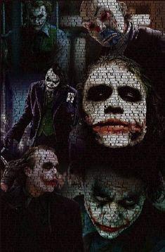 Dark Knight Wallpaper, Joker Hd Wallpaper, Joker Wallpapers, Der Joker, Joker Art, Joker And Harley Quinn, Heath Ledger Batman, Heath Ledger Joker, Joker Images