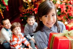 MAKING THE HOLIDAY'S A TIME OF GIVING