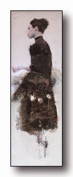 PAQUEREAU Véronique PLASTICIENNE: Mes dernières toiles