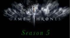 Game of Thrones - Curiosidades da 5ª temporada - Out4Mind