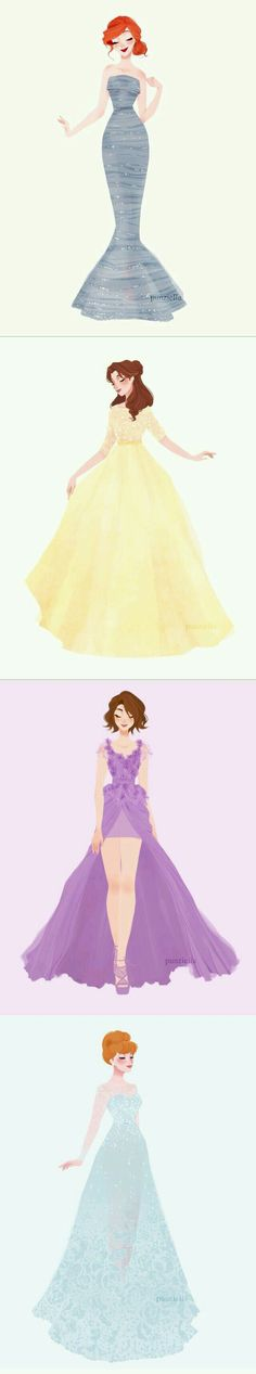 the Cinderella one reminds me of Julie Andrews