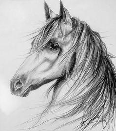 spirit the horse art - Bing Images Horse Drawings, Animal Drawings, Spirit The Horse, Horse Sketch, Equine Art, Lilo And Stitch, Art Portfolio, Horse Art, Sketches
