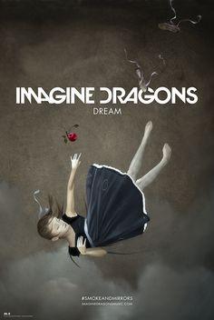 Dream Exclusive Lithograph | Imagine Dragons